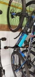 Bike aro 29, freio hidráulico-com nota.