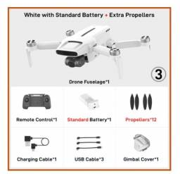 Fimi - X8 Mini Camera Drone 250g - drones 8km 4k professional - Xiomi
