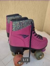 Vendo patins lindo