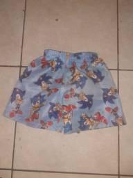 Short do Sonic