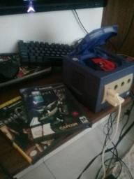 Nintendo game cube desbloqueado