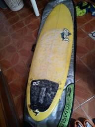 Prancha de surf evolution, shaper Paulo Rabello