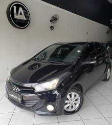 Hyundai hb20 comfort plus 2014 preto 130.000km