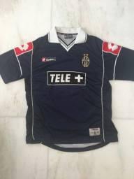 Camisa Juventus Away 2000/01