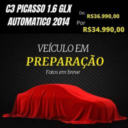 Título do anúncio: C 3 Picasso 1.6 GLX Automatico 2014