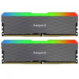 Memória RAM para desktop DDR4 Asagrd w2 rgb 8gbx2 3200mhz DDR4