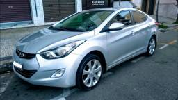 Hyundai Elantra GLS (semi-novo) vendo ou troco