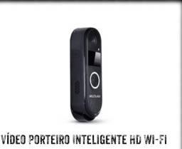 Vídeo porteiro inteligente HD  Wi-Fi