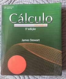 Título do anúncio:  Livro de Cálculo Stewart