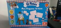 Kit Pintura - Meu Pequeno Artista