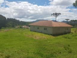 Terreno com casa em Rio Rufino/Urubici sc