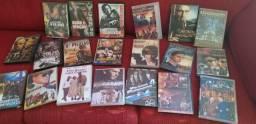 Dvd, e cds