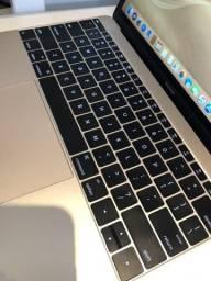 Macbook 12 polegadas 8gb 256gb ssd 2015