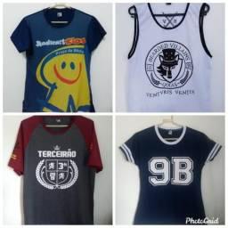 Camisetas Personalizadas (uniforme)