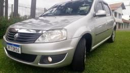 Renault Logan expression 1.6 8v completo - 2012