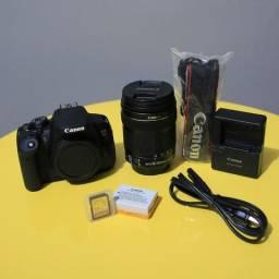 Canon T5i + 18-135mm + SDXC 64Gb