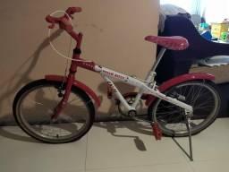 Bicicleta Hello Kitty