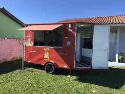 Trailer Food Truck ano 2018