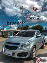 Chevrolet Montana LS 1.4 ECONOFLEX 8V 2p - 2015