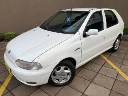 Fiat Palio 2000/2000 1.0 Mpi Elx 500 Anos 16v Gasolina 4P Manual - 2000