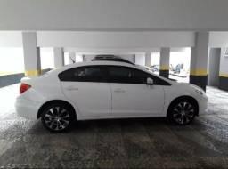 Honda civic 2.0 lxr flex aut.4p parcelo na promissória - 2016