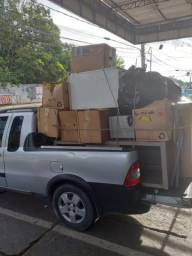 Frete zona norte: Apartir de 40 reais