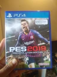 PES 2019 pra PS4 original