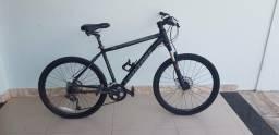 Bicicleta aro 26 cannondale com brindes