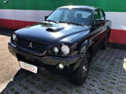 L200 Sport HPE 2.5 Turbo/Diesel 4x4 Câmbio Automático. Top de Linha. Linda Camioneta! - 2006
