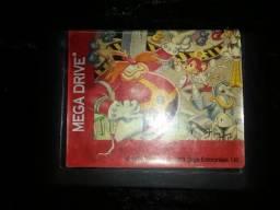 Dr. Robotnik's Mean Bean Machine (cartucho Mega-Drive)