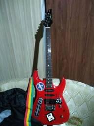 Guitarra Shelter superstrato USA