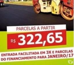 Terrenos a prazo em Castilho com parcelas a partir de R$ 330,00 mensais