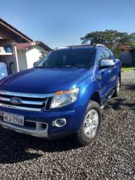 Ford ranger Limited 2014 unico dono - 2014