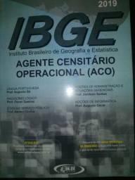 Apostila IBGE Agente Censitário Operacional