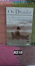 """Livro """"Os Druidas - Os deuses Celtas em Forma de Animais"""""""