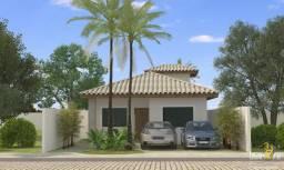 Casa Cond. Cruzeiro em término de construição