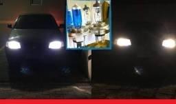 Lâmpada super Branca Para Carro Automotivo Efeito xénon clarear hezqv wfxnn