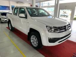 Vw - Amarok Confortline 2.0 4x4 Diesel Automática 20/20 0km IPVA 2020