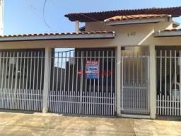 Casa com 2 dormitórios para alugar, 70 m² por R$ 850,00/mês - Parque Residencial Nazaré -