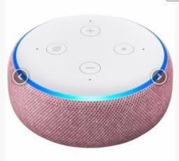 Caixa de Som Amazon Echo Dot 3ª Geração Bluetooth