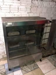 Churrasqueira Elétrica A GÁS