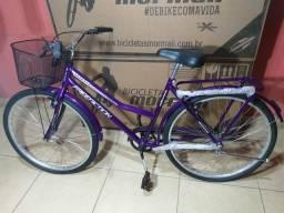 Bicicleta Free Action aro 26(nova com nota)