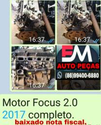 Motor Ford KÁ 2.0 ano 2017