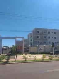 Apartamento com 2 dormitórios à venda, 39 m² por R$ 150.000,00 - Residencial Oliveira - Ca