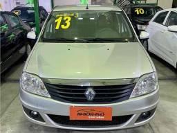 Renault Logan 1.6 expression 16v flex 4p automático