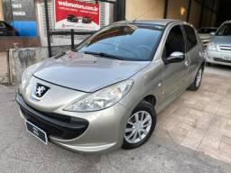 Peugeot 207 xr 1.4 flex completo