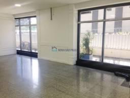 Loja comercial de 377m², 5 salas e 2 vagas na avenida faria lima!!!