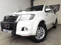 Toyota Hilux 3.0 Srv 4x4 CD 16V TB 2012/2012 Branca - 2012