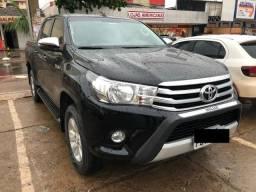 Hilux 2.8 4x4 Diesel 2018 baixo KM - 2018