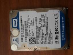 HD 640 GB Western Digital
